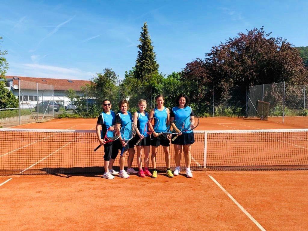 Damen 30 - Spiel gegen TC Heimbuchental